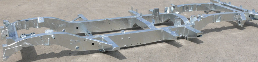 Chassis Land Rover Parts