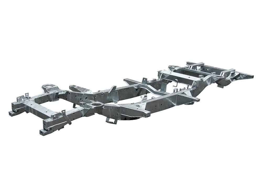 KVD500730 - CHASSIS FRAME DEFENDER 110 TD5 - Land Rover Parts