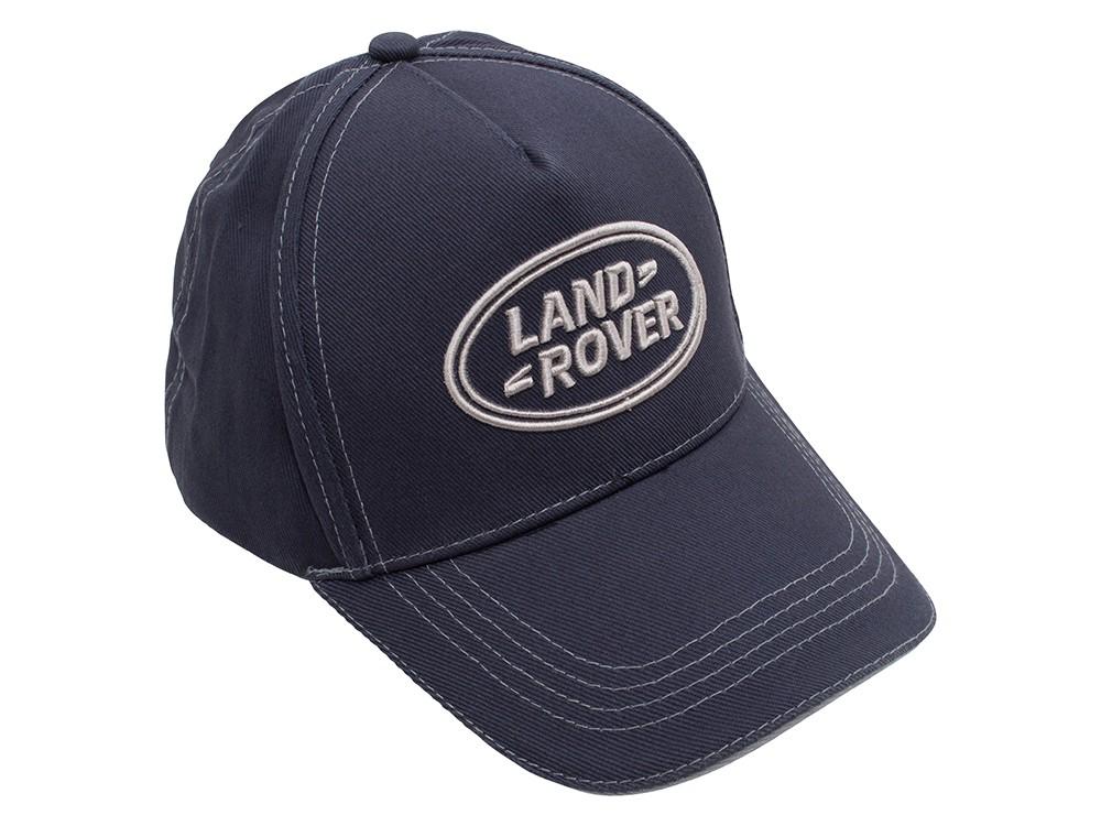 b71f39bc995 LRLOGOCAPN - LAND ROVER BASEBALL CAP-NAVY - Land Rover Parts