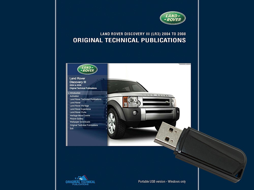 Ltp3016usb Usb Dtp Land Rover Discovery 3 2005 2009 Land Rover Parts