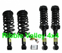 DA5034 TF261 - LAND ROVER DISCOVERY 3 COIL SPRING CONVERSION KIT