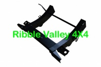LAND ROVER DISCOVERY MARK 2 II HALF CHASSIS CROSSMEMBER LRD211 3mm THICK BLACK MULTI BUY SPECIAL OFFER
