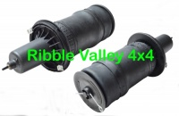 REB101740 - LAND ROVER RANGE ROVER P38 FRONT SUSPENSION AIR BAG PAIR & PINS