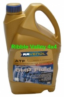 RAVENOL 6HP TRANSMISSION FLUID 4L