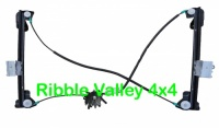 CVH101150 - LAND ROVER FREELANDER TAILGATE REAR BACK WINDOW REGULATOR WITHOUT MOTOR